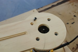 Cirlcle Jig Holes